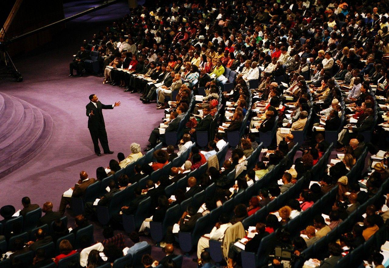 Église : Un espace pour l'Évangile