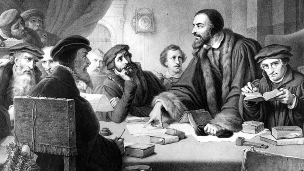 Quelles sont les sources du conflit entre Calvin et Castellion ?