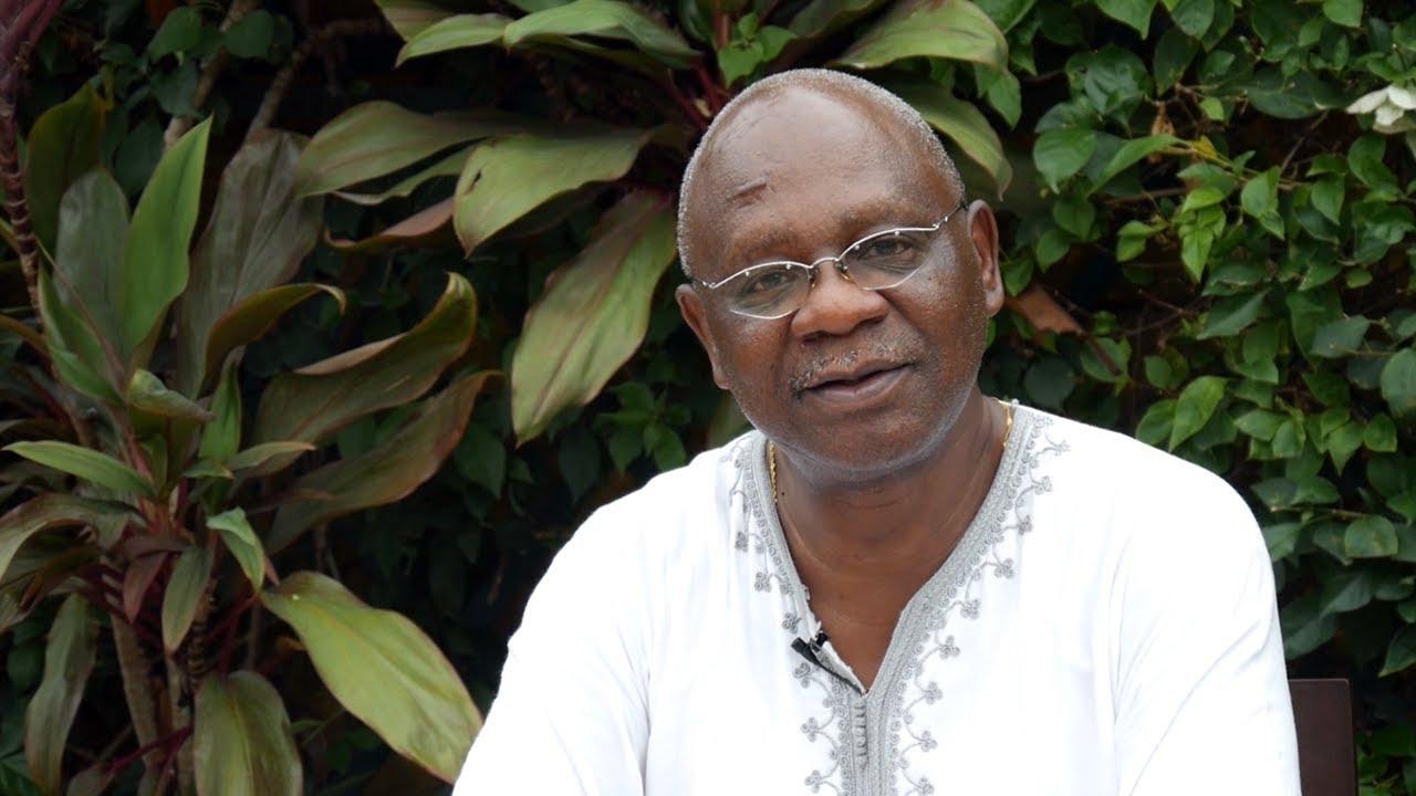 L'Afrique est naufragée. Raymond Sibailly