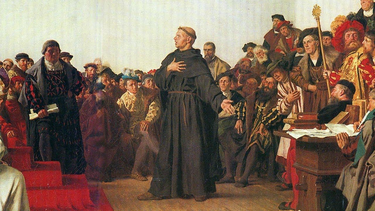 Luther et la conscience