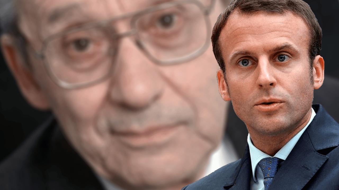 Le philosophe Paul Ricoeur a -t-il vraiment inspiré le président de la République Emmanuel Macron ?