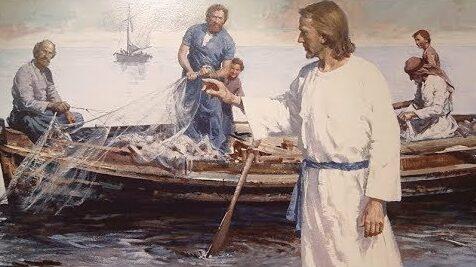 Pierre déclare que Jésus est le Christ
