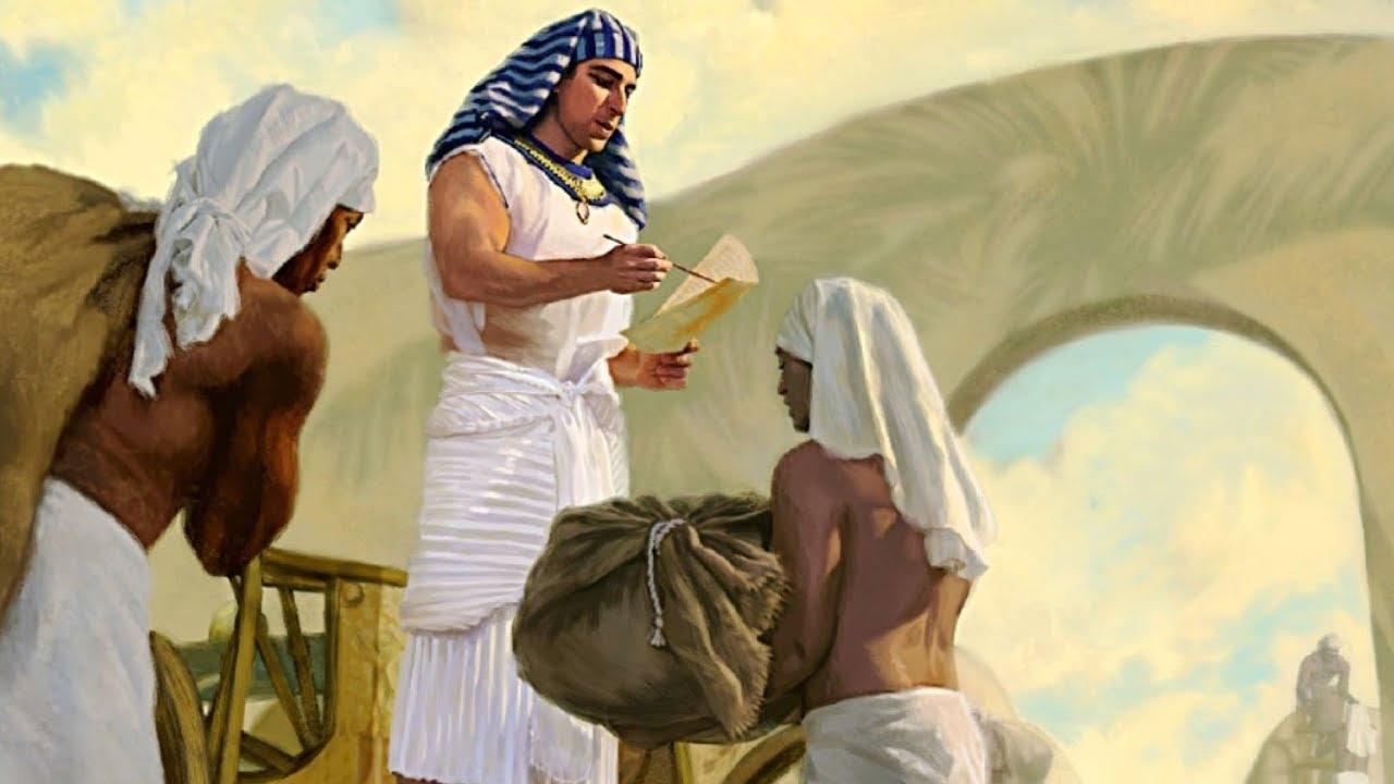 Cycle de Joseph [10/10] : identités plurielles