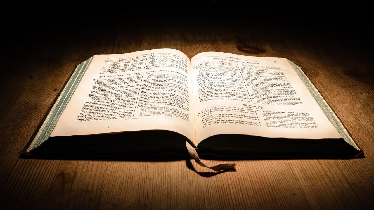 D'où vient la Bible ?