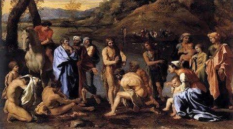 Jean le Baptiseur, prophète de Dieu