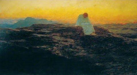 Jésus mis à lépreuve