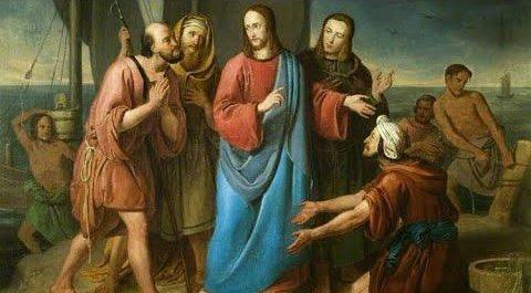 Le début du ministère de Jésus
