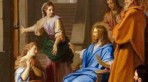 Marthe et Marie : quelle place pour les femmes ?