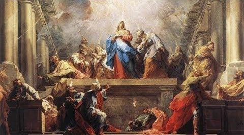 Pentecôte : la naissance de l'Église