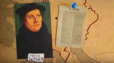 3 minutes pour comprendre la réforme protestante