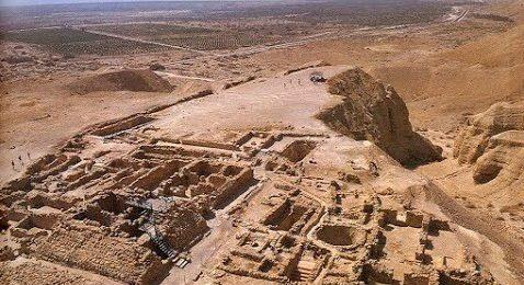 Dernières nouvelles de Qumrân