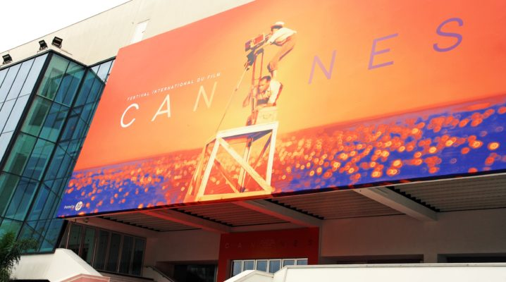 Cannes festival in France.