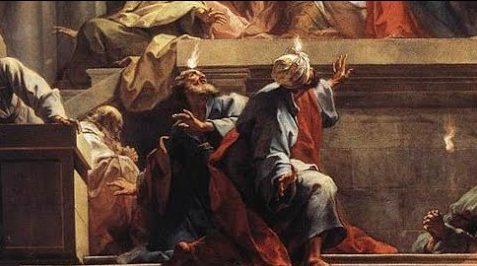 La pentecôte de Jean