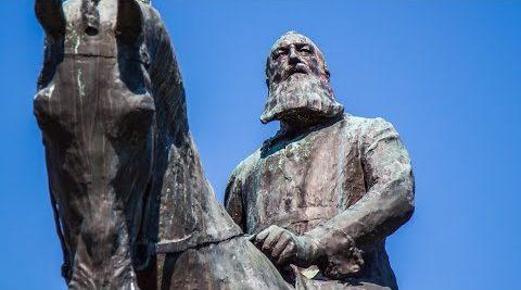 Statue équestre de Léopold II