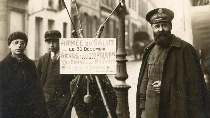Il y a 140 ans, l'Armée du Salut naissait en France