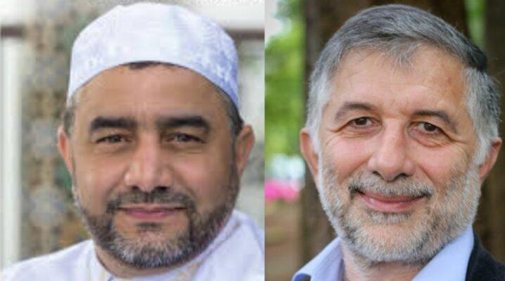 Soirée débat entre Abdelali Mamoun (Imam, auteur de L'Islam contre le radicalisme) et Chawkat Moucarry (Islamologue chrétien, auteur de À tout péché miséricorde. Pardon et châtiment dans l'islam et le christianisme)