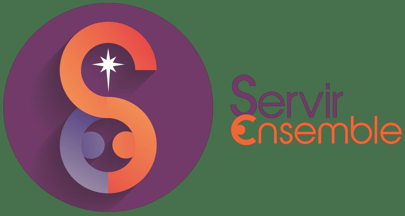 logo Servir Ensemble-avec texte_CMJN