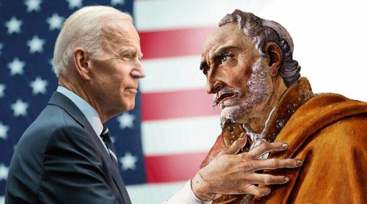 Pourquoi Joe Biden a-t-il cité Saint Augustin ?