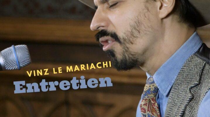 Vinz le Mariachi, une louange d'inspiration latino