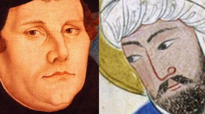 Luther et Mahomet