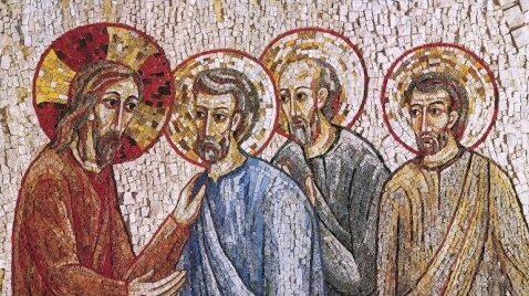 Jésus envoie ses disciples