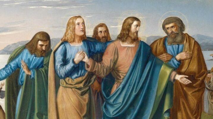 Des disciples quittent Jésus