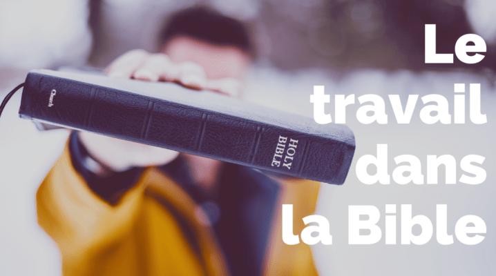 Le travail dans la Bible