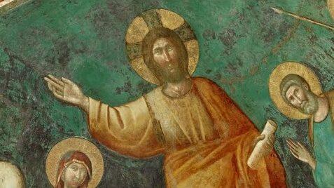 Le Christ et la croix